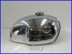 Bmw R80 R100 Polished Aluminium Fuel Tank Uk Supplied One Only