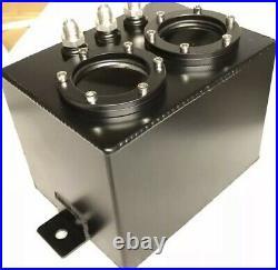 Bosch 044 Fuel Pump Aluminium 1.5 Litre Swirl Surge Tank Pot Rally Drift Race