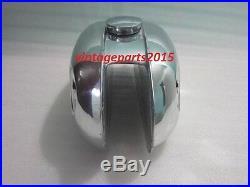 Brand New Bsa Bantam D7, D10, D14, D175, Bushman Aluminum Gas Fuel Tank With Cap