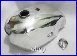 Bsa A65 Spitfire Goldstar Aluminum Alloy Gas Fuel Petrol Tank