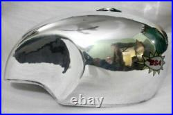 Bsa A65 Spitfire Lyta Rocket Goldstar Aluminum Alloy Gas Fuel Petrol Tank