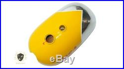 Bsa B25 B40 B44 C15 Victor Enduro Aluminum / Alloy Yellow Fuel Tank Fit For