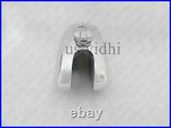 Bsa B25 B50 Triumph Tr25 1971-73 D355 Aluminium Fuel Petrol Tank @vidhi