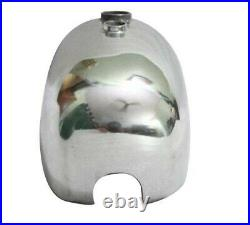 Bsa B44 B25 441 Victor Enduro Trials Alloy Fuel Tank