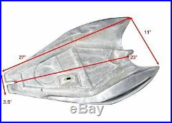 Buell S1 M2 S3 S1 Lightning Manta Early S3 Thunderbolts Fuel Tank Aluminum S2u