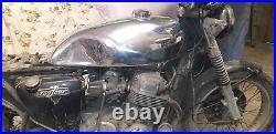 CB 750 SOHC Custom Honda Tank
