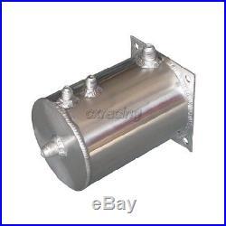 CXRacing Universal Thick Aluminum Fuel Surge Tank 5 x 7 For S13/SR20DET 240SX