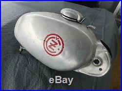 CZ HI POINT gas fuel petrol Aluminum TANK Vintage MX MotoCross 125 250 380 400