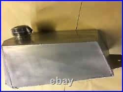 Cafe Racer Aluminium Petrol Tank