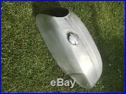 Cafe Racer Aluminum Alloy Gas Fuel Petrol Tank