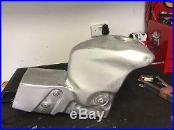 Cbr 1000 Rr Fireblade Cbr1000rr Aluminium Tank Sbk 08-19 Hrc Race Track Honda