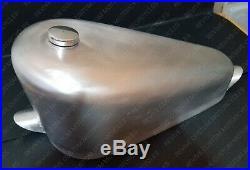 Chopper Bobber Gas Tank Handmade Aluminum