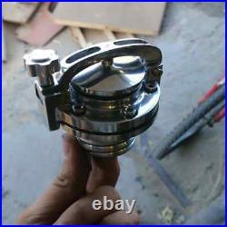 Custom Arc Gas tank caps cover Harley Davidson, Bobber, Chopper, Triumph