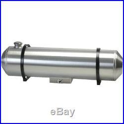 Custom Fuel Tanks 1024EF Spun Aluminum Gas Tank Center Fill 8.0 Gallons