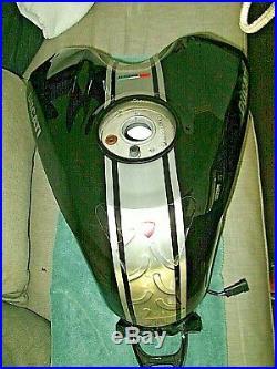 DUCATI oem GAS TANK 2011 1198 sp ALUMINUM GAS TANK & PUMP 848 1098 1198