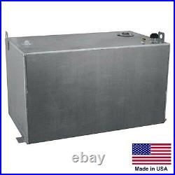 Diesel Fuel Transfer Tank 150 Gallon Aluminum Incl Installation Kit PTGM1