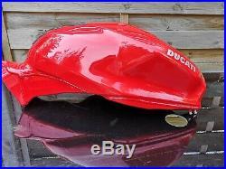Ducati 1299 Panigale Tank Benzintank Kraftstofftank Alu 1199