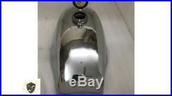 Ducati 750 Gt Gas Fuel Petrol Tank Aluminum With Monza Cap (Big Version)Fit For