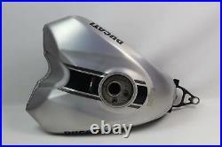 Ducati 848 EVO Corse 11-13 1098 1198 Aluminum Fuel Gas Petrol Tank Tin