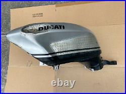 Ducati Aluminum Gas Fuel Petrol Tank 848 EVO Corse SE 1198SP 1198R 1098 1198