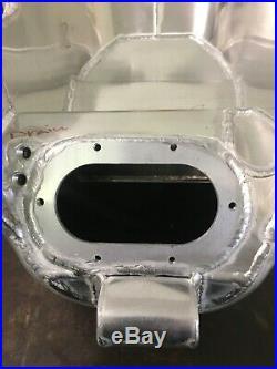Ducati Monster S4RS Aluminum Fuel Tank