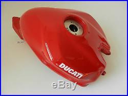 Ducati Panigale 1199 1299 S R Tank Kraftstofftank Benzintank ALU Fuel Petrol Gas