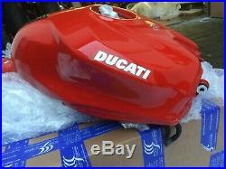 Ducati Panigale 1199 1299 s TANK Benzintank Sprit Pumpe Aluminium Top