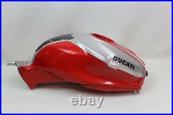 Ducati Panigale 1199R 1199 R 14 1299 Aluminum Fuel Gas Petrol Tank Fairing DENT