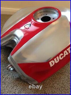 Ducati Panigale R fuel tank aluminium model 899 959 1199 1299 race