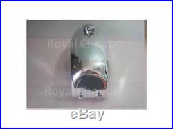 Ducati Single 250/350/450 Fuel Petrol Tank Aluminium / Alloy + Free Cap New