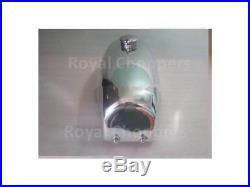 Ducati Single 250/350/450 Petrol Fuel Tank Aluminum + Free Monza Cap