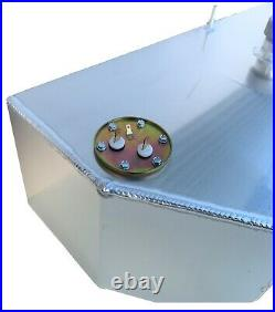 FITS Talbot Sunbeam aluminium fuel tank to fit in your Boot space