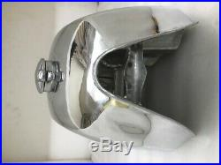 Fit for BMW R100 RT RS R90 R80 R75 POLISHED ALUMINUM PETROL TANK