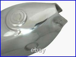 For Bultaco Sherpa Model Gas Petrol Fuel Tank With Cap Aluminium Made