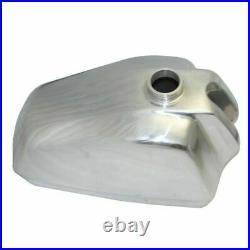 For Suzuki PE175,250,400 Dirt Bike Petrol Gas fuel tank Aluminium 1978-1984 @AU