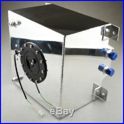 Fuel Cell 20l Litre 5 Gallon Aluminium Fuel Tank + Sender & Internal Foam Layer