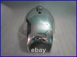 Fuel Gas Tank+Cap Alloy BSA Goldstar A10 Rocket A65 Spitfire Lyta Brooklands