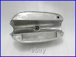 Fuel Petrol Gas Tank Alloy / Aluminium BSA DBD 34 Goldstar Scrambler