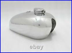 Fuel Petrol Gas Tank BSA DBD 34 Goldstar Scrambler Alloy / Aluminium