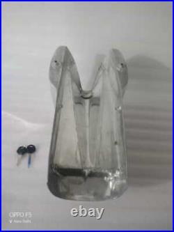 Fuel Petrol Tank With Petrol Cap Benelli Mojave Honda Cafe Racer Aluminium (Rep)