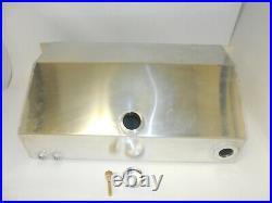Fuel Tank 16 Gallons Universal Fabricated Aluminum