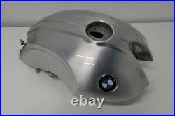GENUINE BMW R nineT HAND BRUSHED ALUMINIUM FUEL TANK 8564662