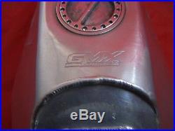 GMX Aluminium Petrol Fuel Tank Compatible with Honda CRF250 CRF450
