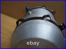 Gasser Dragster Spun Aluminum Fuel Gas Tank Ford Chevy Dodge SCTA Speedster