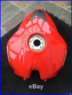 Genuine Ducati 1199 1299 Panigale Alloy Aluminium Petrol Gas Fuel Tank