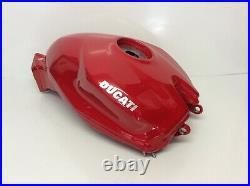 Genuine Ducati 1199 1299 Panigale Aluminium Petrol Gas Fuel Tank