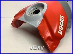 Genuine Ducati NEW V4 V4S R Corse Panigale Aluminium Petrol Gas Fuel Tank