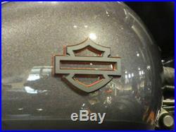 Genuine Harley Davidson CVO Gas Fuel Tank Emblem 2018 Touring Badge Aluminum OEM