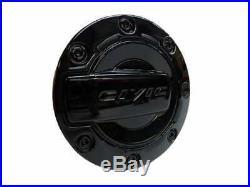 Genuine Honda Civic Type-R Aluminium Sports Fuel Tank Lid (Crystal Black) 200