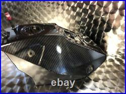 HONDA CRF 250 efi GMX fuel tank aluminium carbon crf 250 14 17 crf 450 13 16